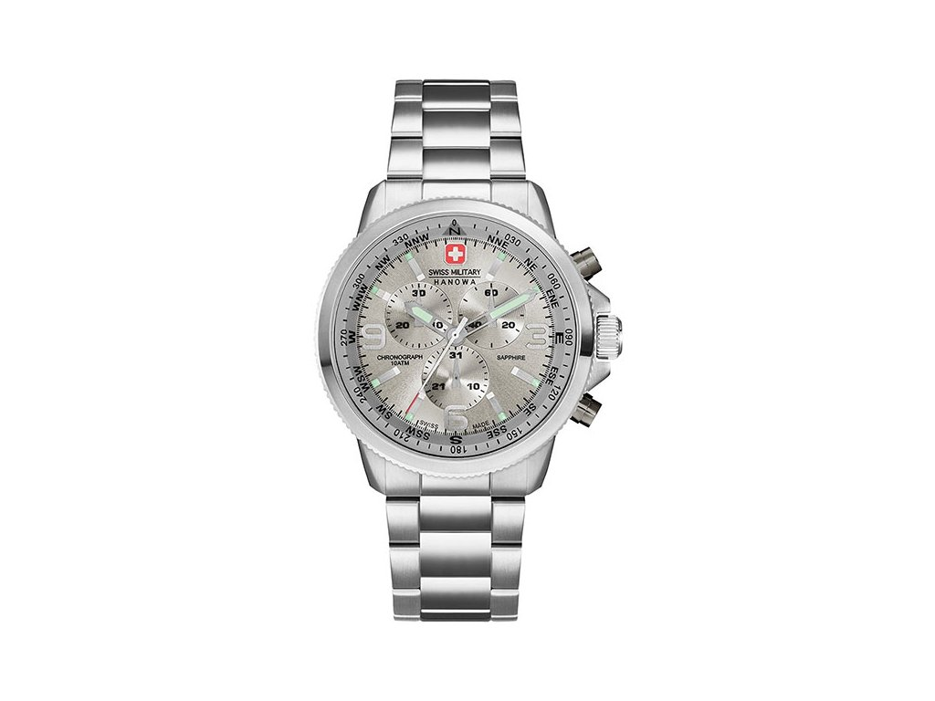 SWISS MILITARY 5250.04.009 Arrow Chrono