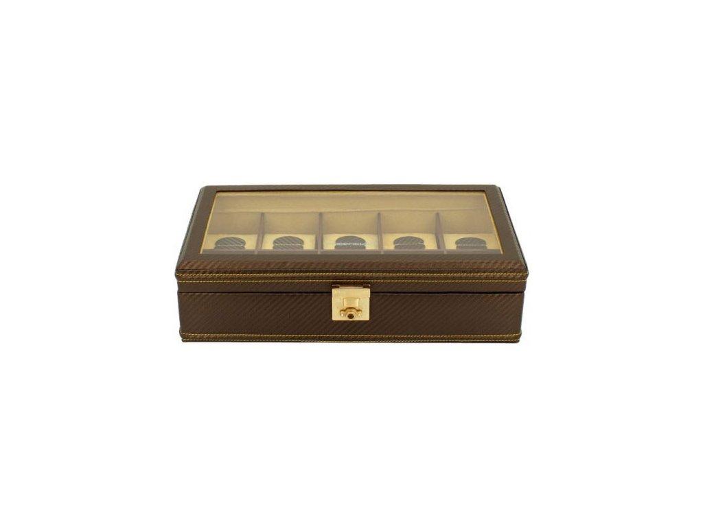 Box na hodinky 32048-8 Carbon