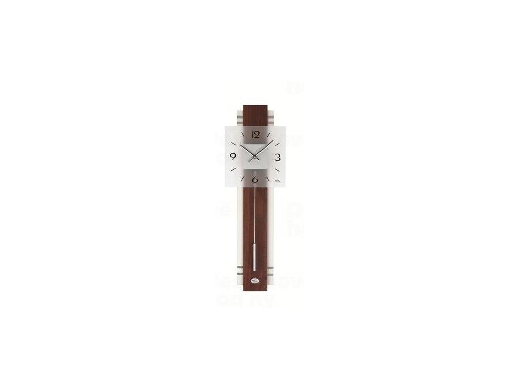 Kyvadlové nástěnné hodiny 7303 AMS 68cm