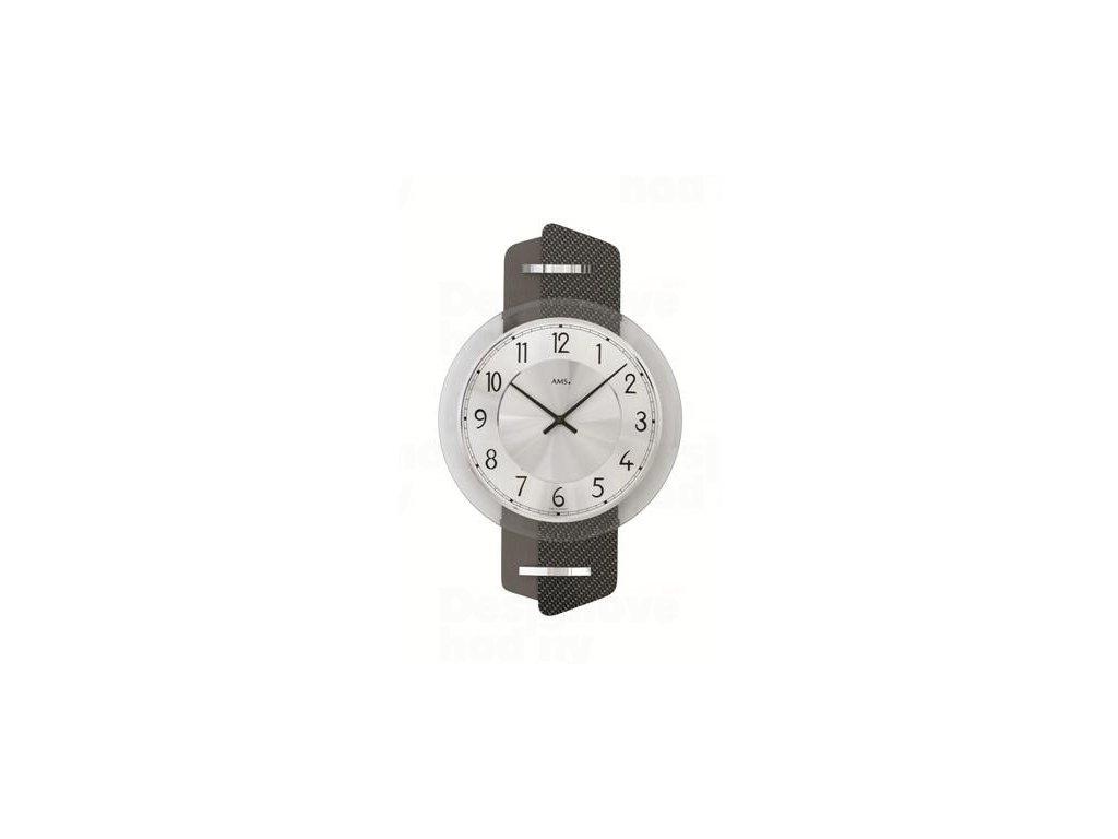 Nástěnné hodiny 9404 AMS 38cm