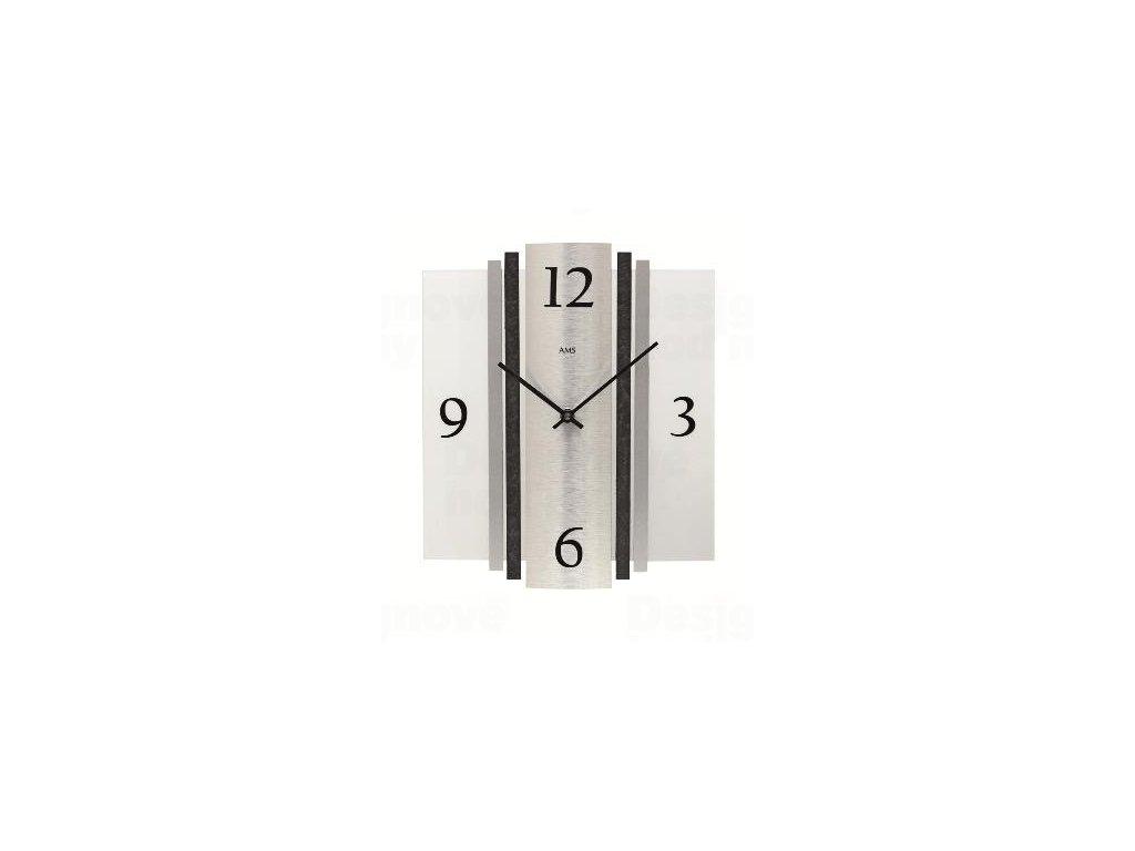 Nástěnné hodiny 9392 AMS 30cm