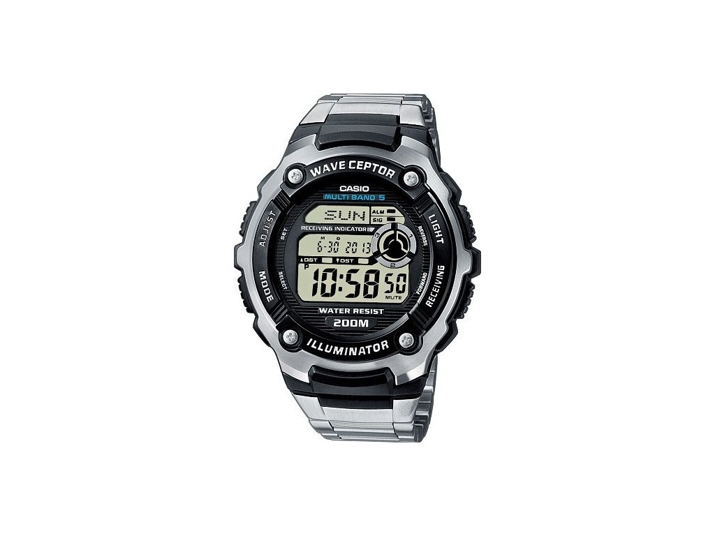 hodinky casio W 200DE 1AVER