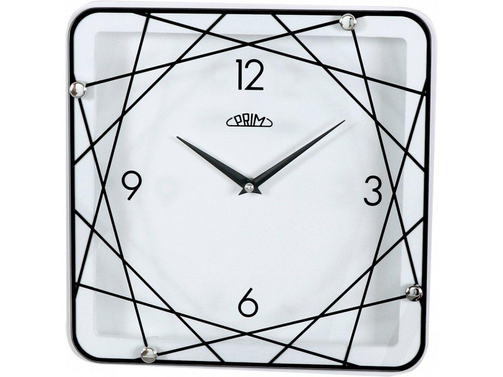 Nástěnné hodiny PRIM LOOK - I.