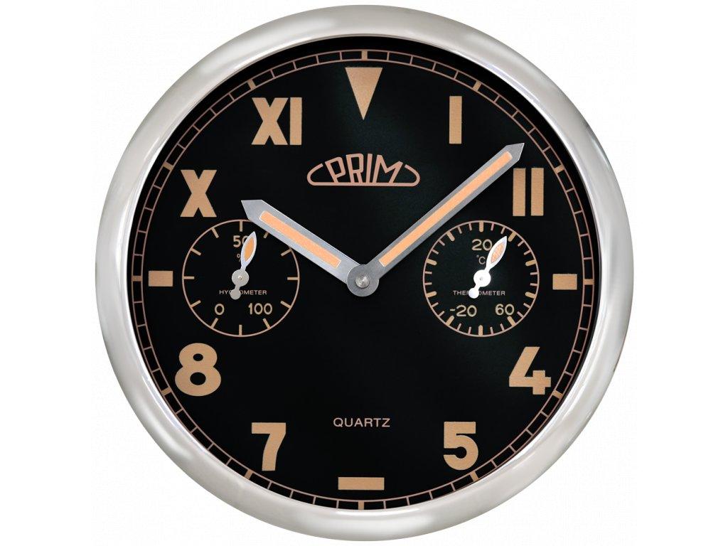 Nástěnné hodiny PRIM Multi
