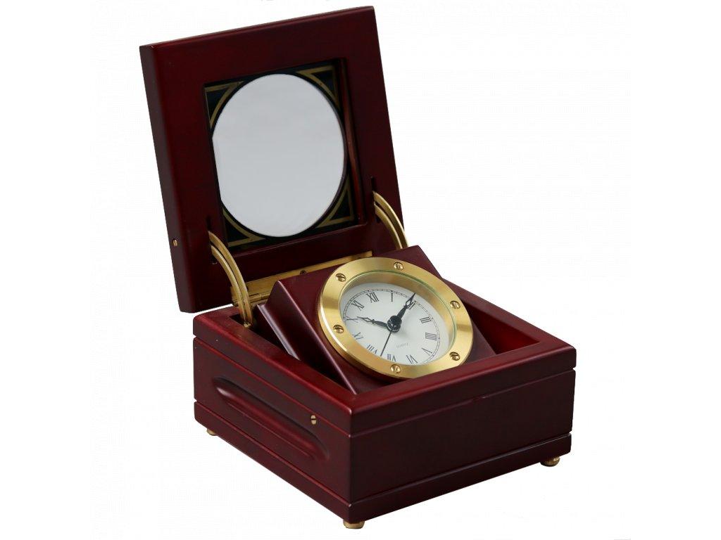 Luxusní stolní hodiny