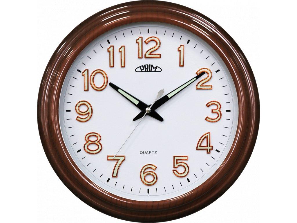 Nástěnné hodiny Prim - Klasik I