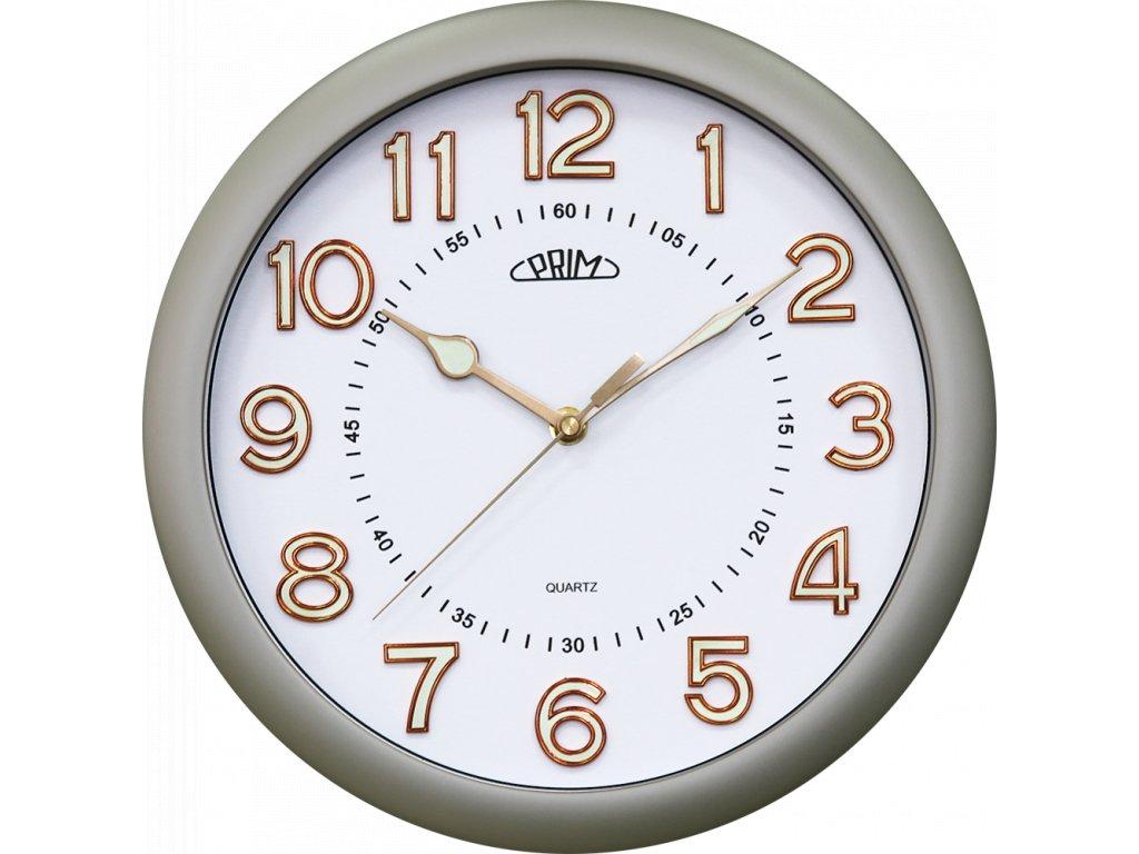 Nástěnné hodiny PRIM - Style I