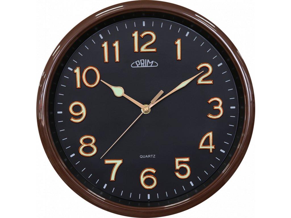 Nástěnné hodiny PRIM - Round II