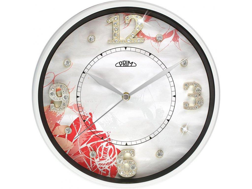 Nástěnné hodiny PRIM Zirkon I