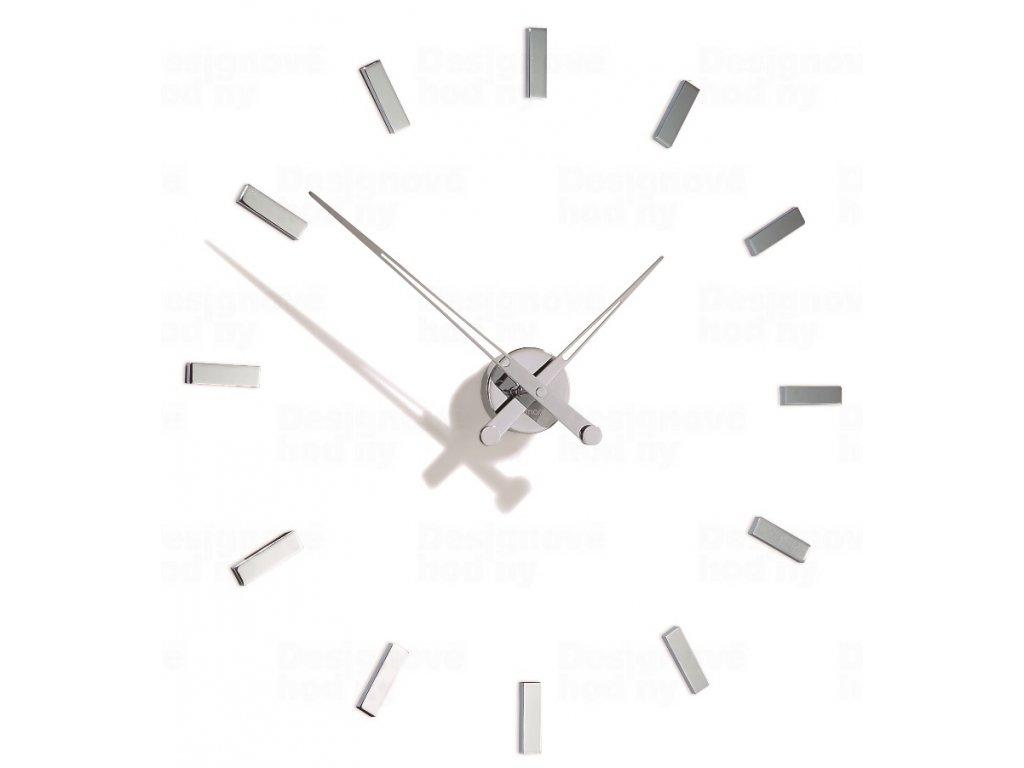Designové nástěnné hodiny Nomon Tacon 12i 73cm