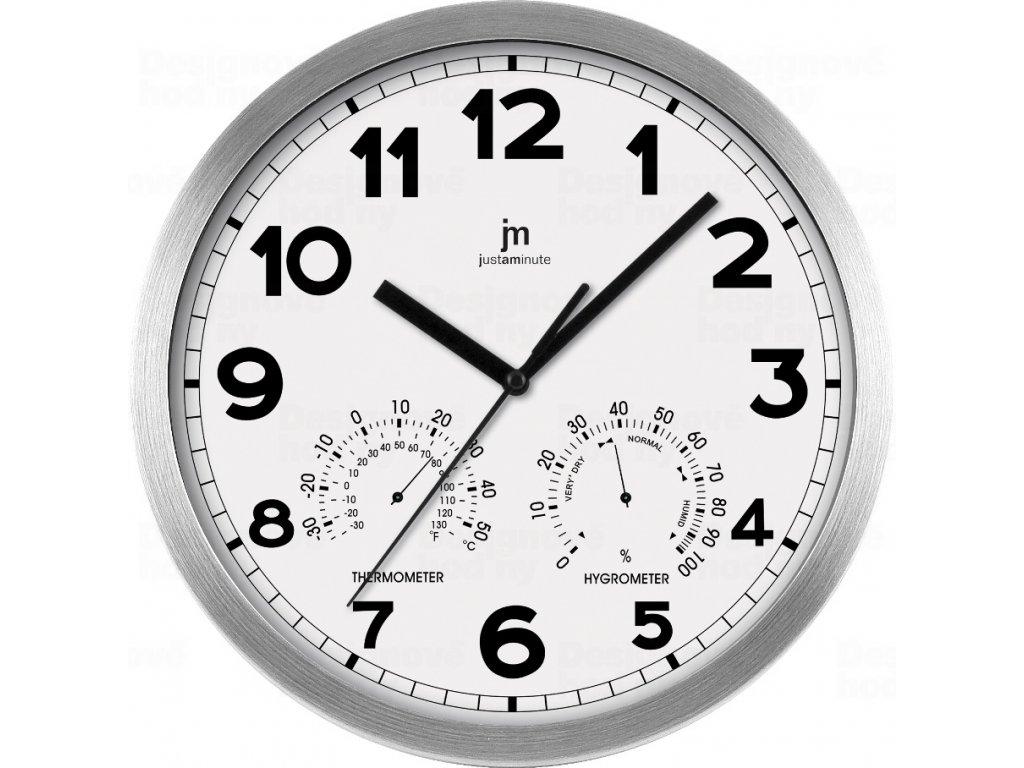 Designové nástěnné hodiny 14931B Lowell 30cm