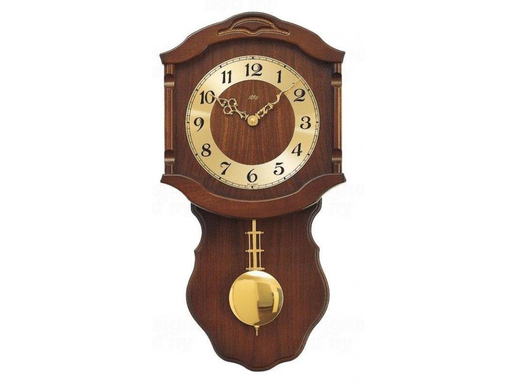 Kyvadlové nástěnné hodiny 964/1 AMS 50cm