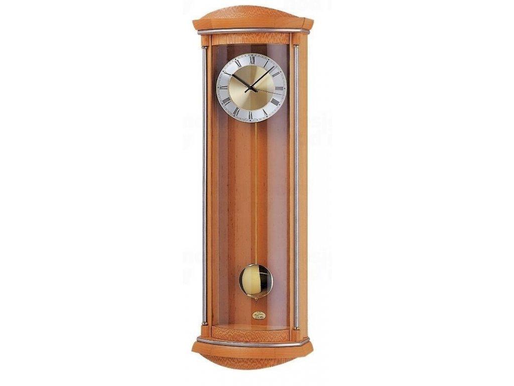 Kyvadlové nástěnné hodiny 5080/16 AMS řízené rádiovým signálem 82cm