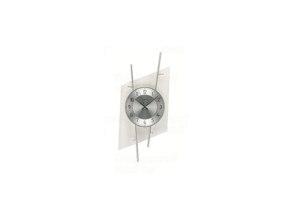 Nástěnné hodiny 5882 AMS řízené rádiovým signálem 55cm