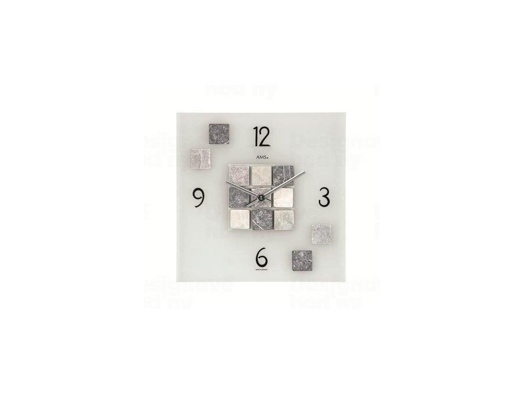 Nástěnné hodiny 9276 AMS 30cm