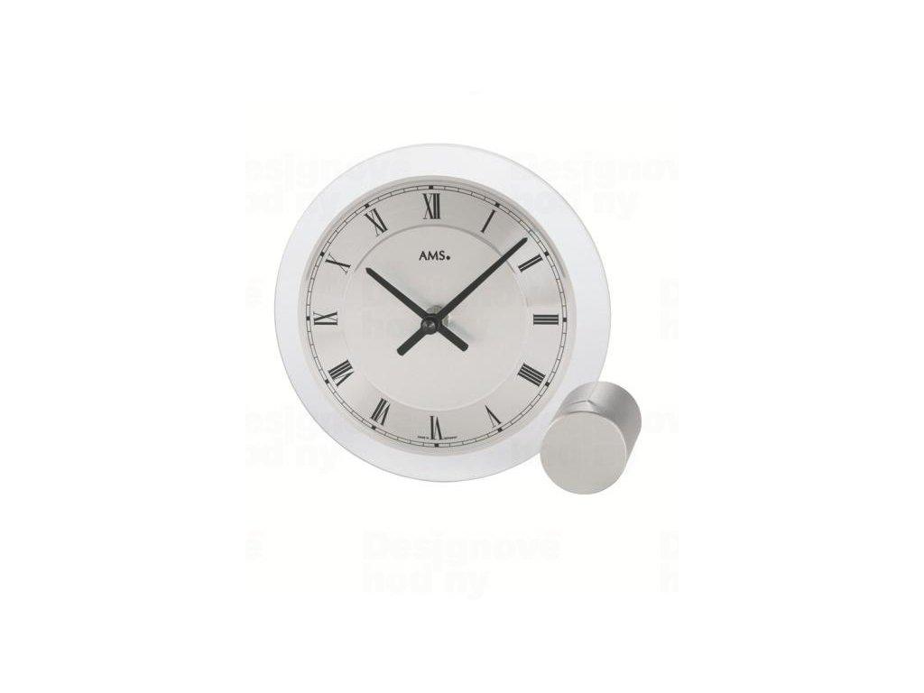Stolní hodiny 166 AMS 17cm
