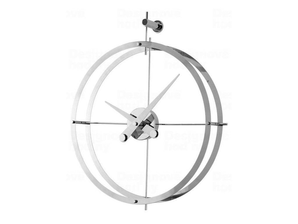 Designové nástěnné hodiny Nomon Dos Puntos I 55cm