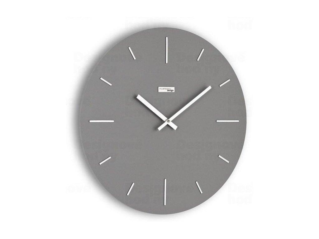 Designové nástěnné hodiny I502GR IncantesimoDesign 40cm