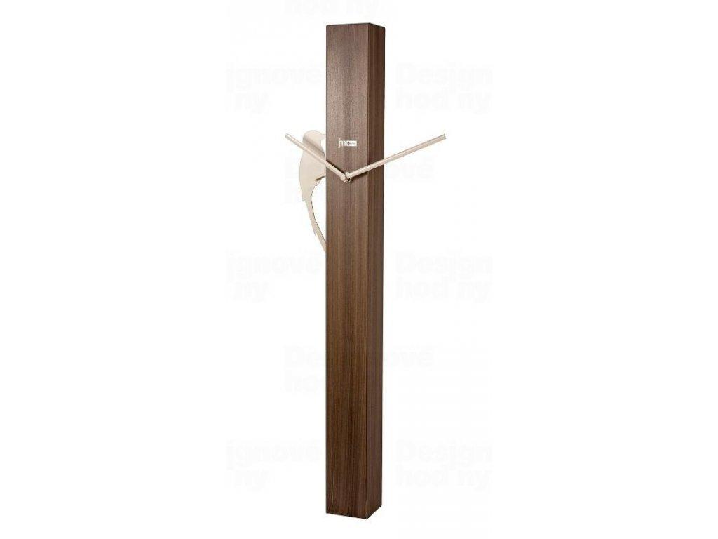 Designové kyvadlové nástěnné hodiny 14541W Lowell 65cm