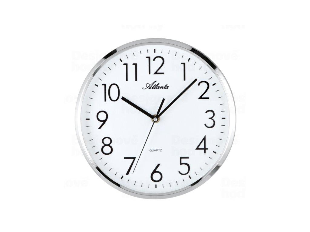 Designové nástěnné hodiny AT4315 26cm