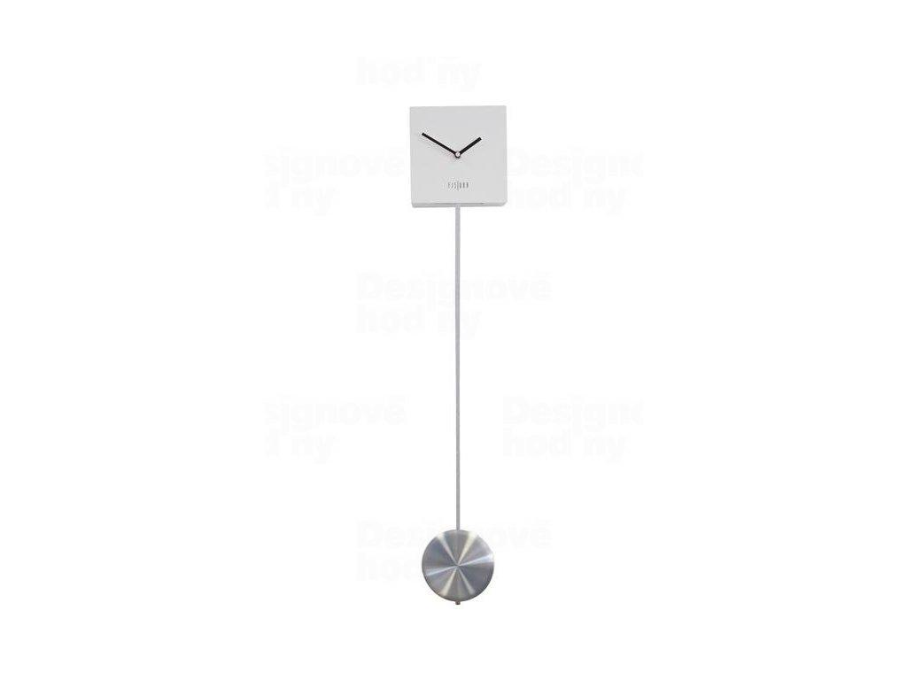 Designové nástěnné kyvadlové hodiny CL0316 Fisura 70cm