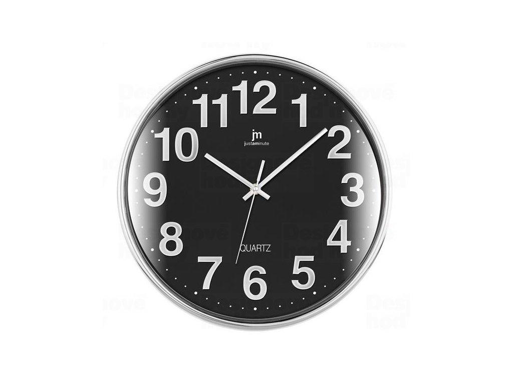 Designové nástěnné hodiny 00816N Lowell 35cm