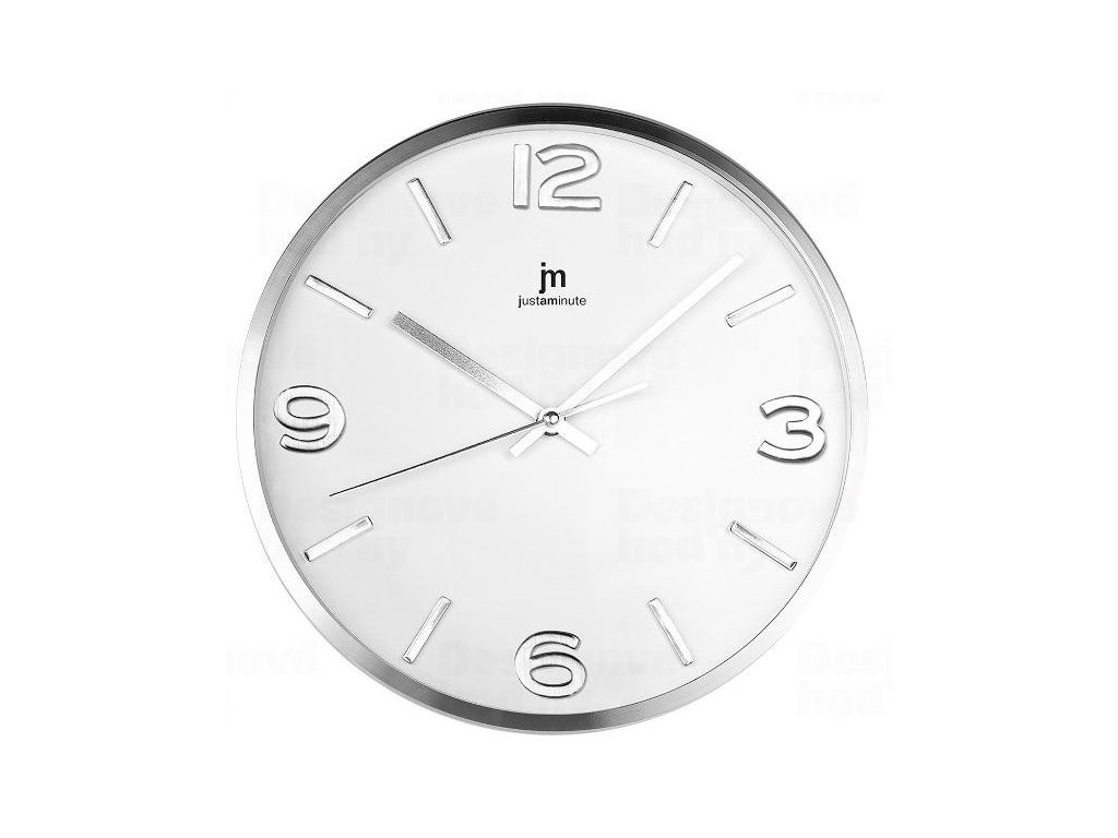 Designové nástěnné hodiny 14950A Lowell 30cm