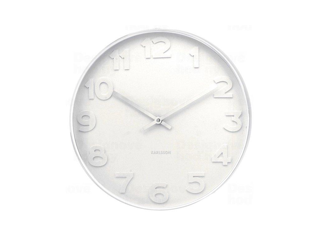 Designové nástěnné hodiny 5636 Karlsson 38cm