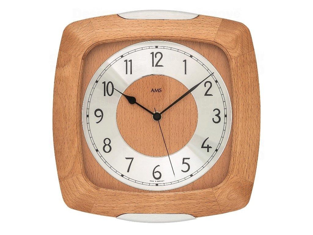 Nástěnné hodiny 5804/18 AMS 28cm