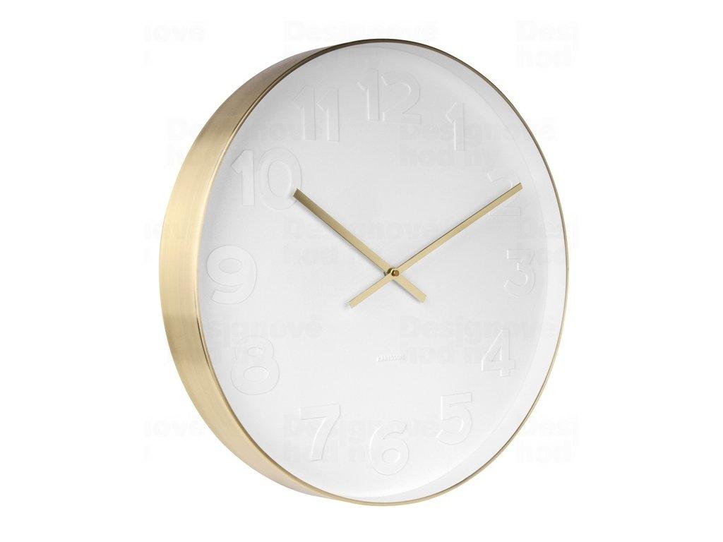 Designové nástěnné hodiny KA5680 Karlsson 51cm