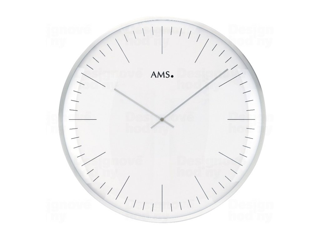 Nástěnné hodiny 9540 AMS 40cm