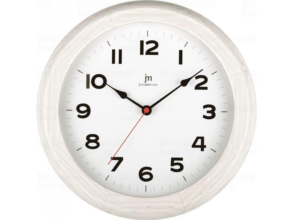Designové nástěnné hodiny 21034B Lowell 30cm