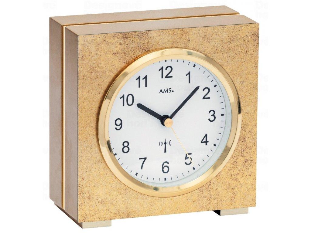 Stolní hodiny 5153 AMS řízené rádiových signálem 13cm