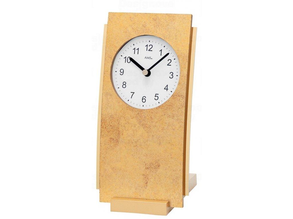 Designové stolní hodiny 1150 AMS 19cm