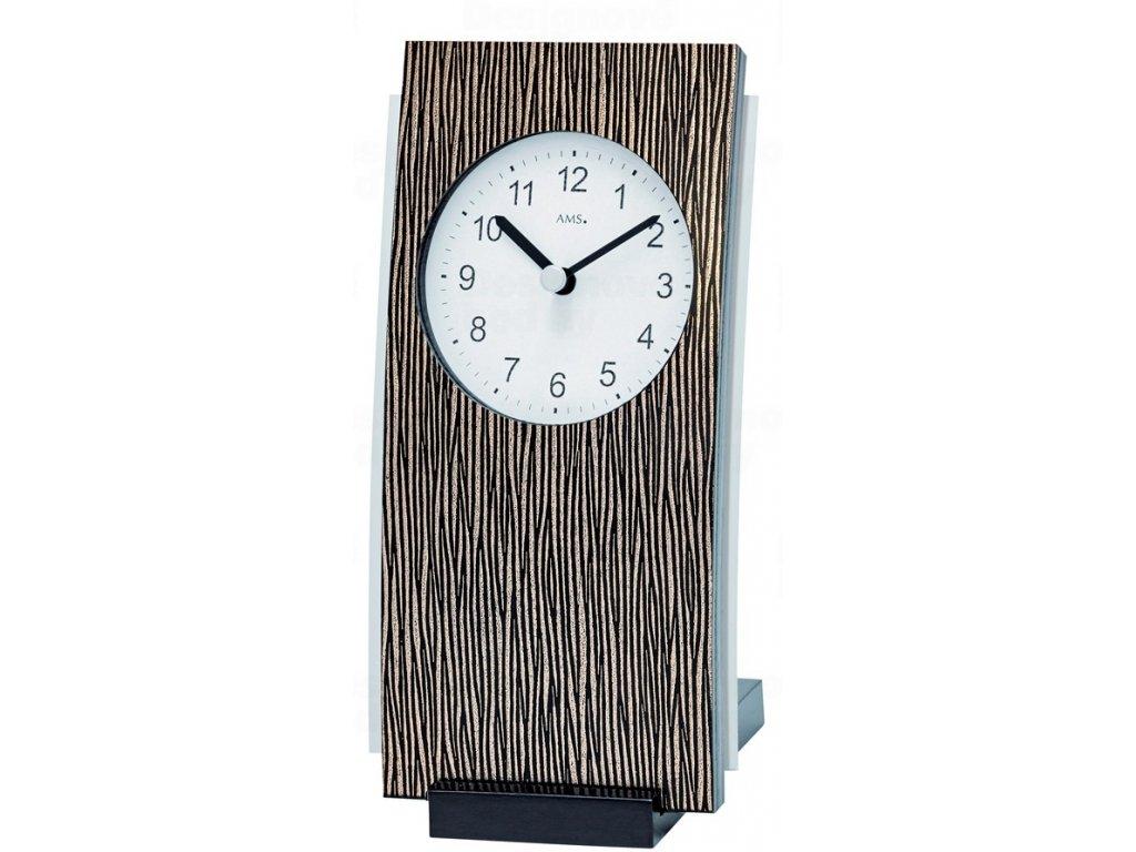 Designové stolní hodiny 1149 AMS 19cm