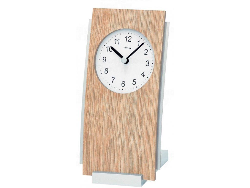 Designové stolní hodiny 1151 AMS 19cm
