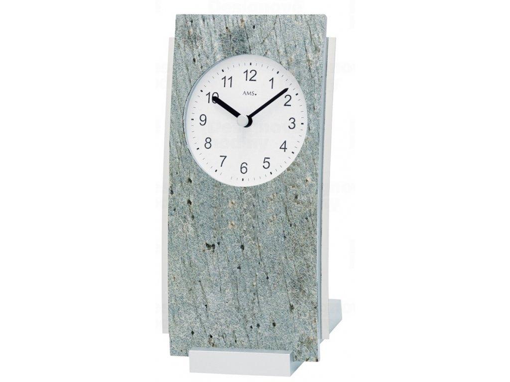 Designové stolní hodiny 1154 AMS 19cm