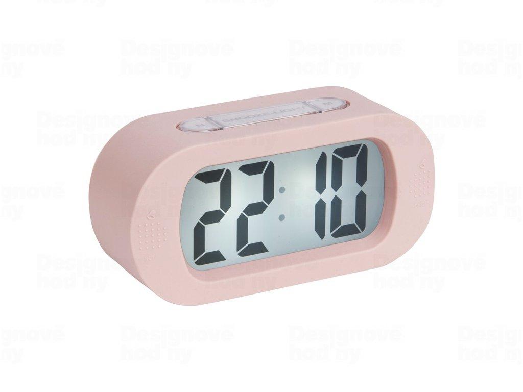 Stolní digitální hodiny-budík Karlsson KA5753PI