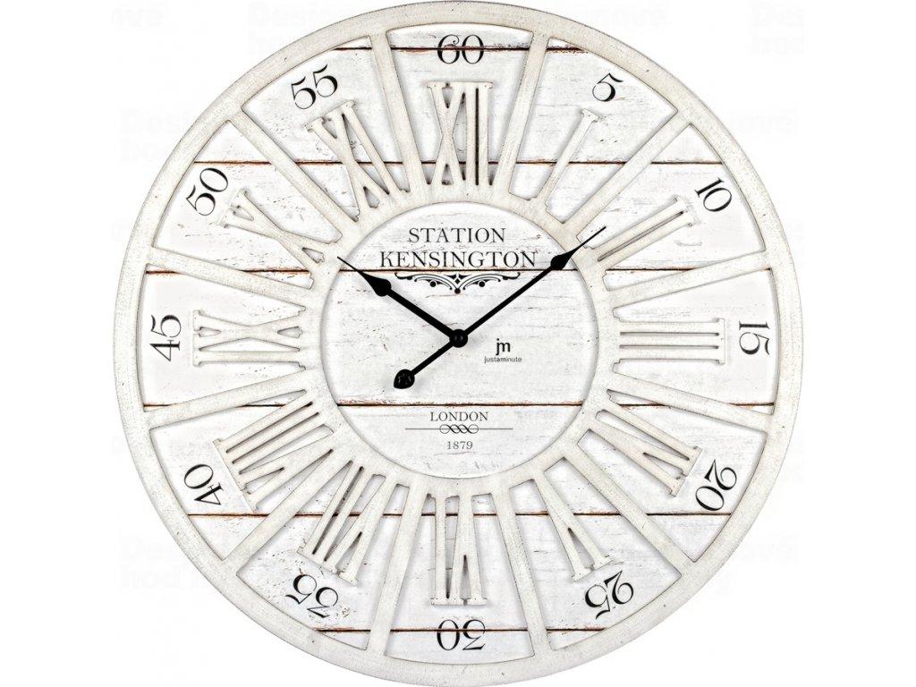 Designové nástěnné hodiny 21480 Lowell 60cm