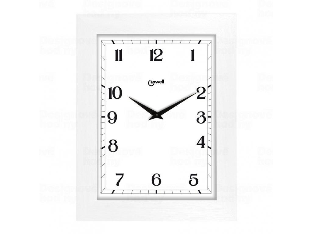 Designové nástěnné hodiny 11994 Lowell 45cm