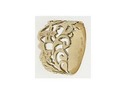 Prsten zlatý 13/59232