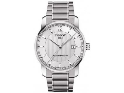 TISSOT T087.207.44.037.00 TITANIUM Automatic Lady