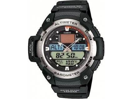 CASIO SGW-400H-1B Collection