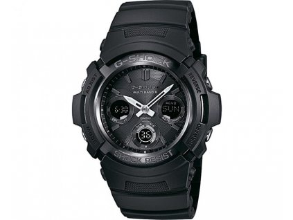 CASIO AWG-M100B-1A G-Shock Radio Controlled