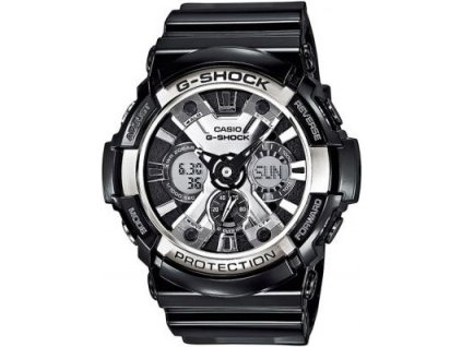 CASIO GA-200BW-1A G-Shock