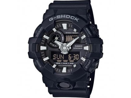 CASIO GA-700-1B G-Shock