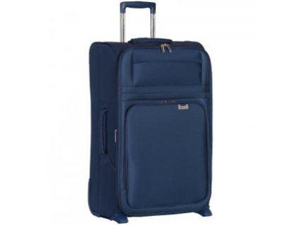 Cestovní kufr AEROLITE T-9515/3-L - tmavě modrá
