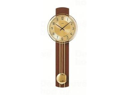 Kyvadlové nástěnné hodiny 7115/1 AMS 60cm