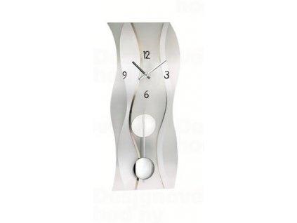 Kyvadlové nástěnné hodiny 7246 AMS 60cm