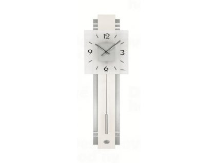 Kyvadlové nástěnné hodiny 7302 AMS 68cm